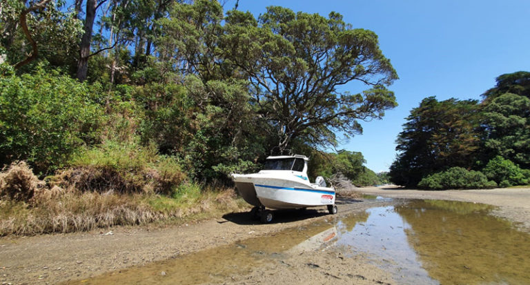 Leigh and 4WD Craft